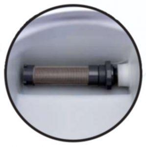 EcoBlaster - nerezový filtr