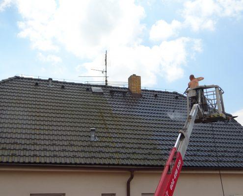 Renovace střešní krytiny