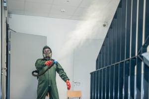Dezinfekce domu