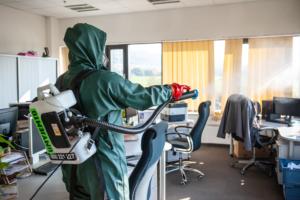 Dezinfekce kanceláří
