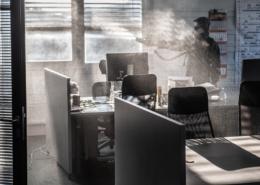 Dezinfekce kanceláří 2020